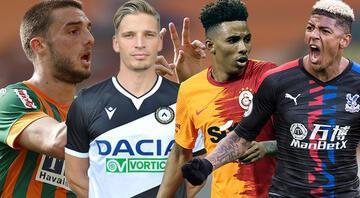 Son Dakika: Galatasarayda transfer hareketliliği 4 isim için taarruz...