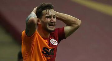 Galatasaray'da Oğulcan Çağlayan UEFA listesine yazılamadı