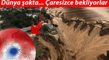 Almanyada sel felaketinde bilanço ağırlaşıyor: Onlarca ölü, yüzlerce kişi kayıp