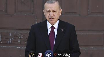 Cumhurbaşkanı Erdoğan: KKTCde bir müjdem olacak