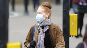 İngilterede endişelendiren gelişme Koronavirüs vaka sayısı 50 bini geçti