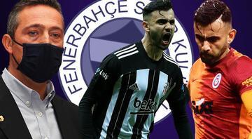 Ghezzal çılgın teklifi reddetti Beşiktaş, Galatasaray derken Fenerbahçe detayı - Transfer Haberleri