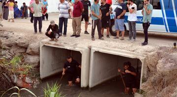 Antalyada kaybolan Ecrin için ekipler seferber oldu
