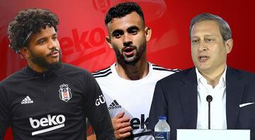 Galatasaray Başkanı Burak Elmastan Rachid Ghezzal ve Valentin Rosier transferi için açıklama Evet, görüştük...