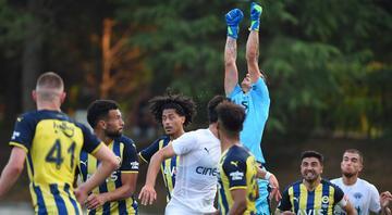 Fenerbahçe - Kasımpaşa maçında Mauricio Lemosun büyük talihsizliği