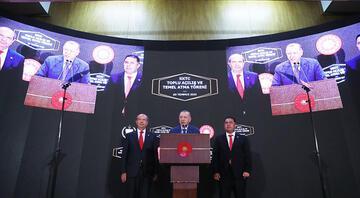 Cumhurbaşkanı Erdoğan, KKTC'de toplu açılış törenine katıldı