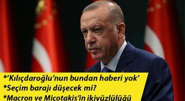Cumhurbaşkanı Erdoğandan KKTC ziyareti sonunda flaş açıklamalar