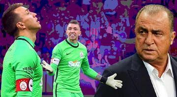 PSV - Galatasaray maçında Fernando Musleradan 2 büyük hata