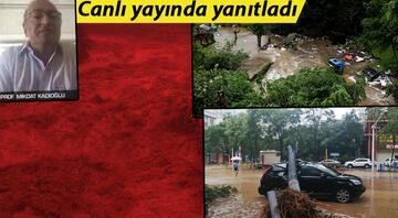 Peş peşe afetler sonrası kritik sözler Mevsimler yer mi değiştirdi Prof. Mikdat Kadıoğlu yanıtladı