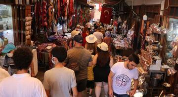 Güneydoğuda bayram hareketliliği Turizmcilerin yüzü gülüyor
