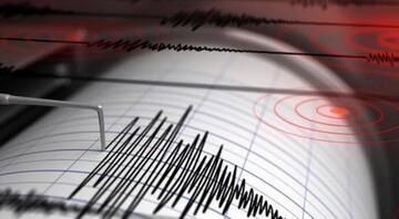 Ege Denizi Datça açıklarında peş peşe depremler meydana geldi