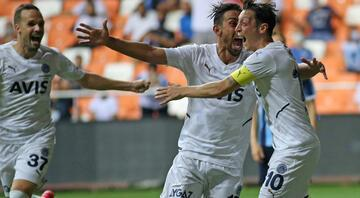 Adana Demirspor 0 - 1 Fenerbahçe (Maç özeti ve önemli anları)