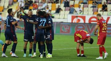Yeni Malatyaspor 1-5 Trabzonspor / Maçın özeti ve golleri
