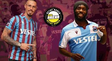 Trabzonsporda Marek Hamsik ve Gervinho şov Fırtına kopardılar