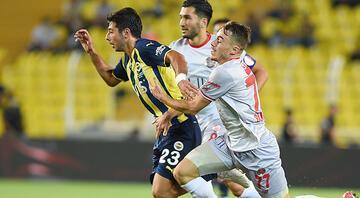Fenerbahçe 2 - 0 Antalyaspor (Maç özeti)
