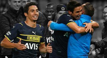 Yine Avrupa maçı yine genç bir yıldız Golden sonra Pereiraya koştu...