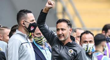 Fenerbahçede Vitor Pereiradan flaş yorum Hakemler oyunu korumalı