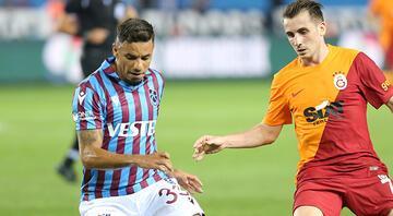 Trabzonspor 2-2 Galatasaray (Maçın özeti ve golleri)
