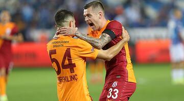 Trabzonspor - Galatasaray maçı sonrası Alexandru Cicaldau: