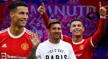 Cristiano Ronaldo rekora doymuyor Hem Lionel Messiye hem Iker Casillasa ortak oldu...