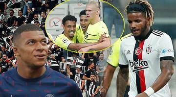 Beşiktaş-Dortmund maçına Jude Bellingham damgası 18 yaşında tarihe geçti, gol sonrasındaki hareketi...