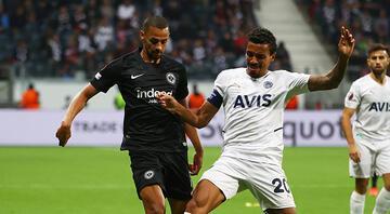Eintracht Frankfurt 1-1 Fenerbahçe (Maçın özeti ve golleri)