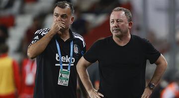 Beşiktaşta Sergen Yalçından maç sonu sakatlık yorumu Acayip şeyler oldu