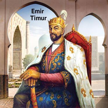 Doğu'nun iki büyük hükümdarı