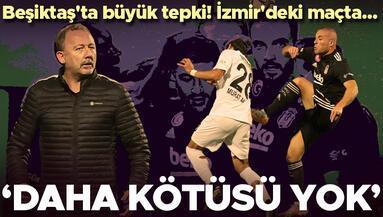 Altay-Beşiktaş maçında Gökhan Töre tepkisi Performansı olay oldu