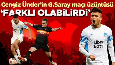 Cengiz Ünderden Galatasaray açıklaması Daha farklı olabilirdi