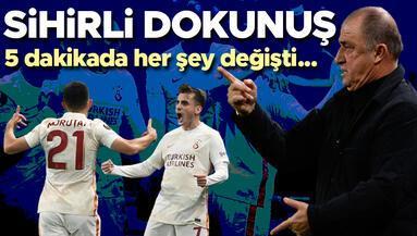 Fatih Terimden kritik hamleler Kerem Aktürkoğlu ve Olimpiu Morutan