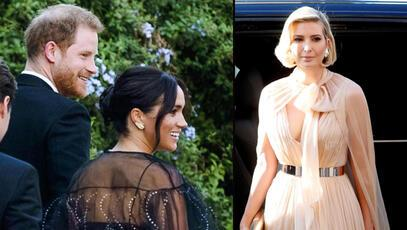 Yılın düğünü: Siyasetçilerden kraliyet ailesine Hollywooddan müzik yıldızlarına herkes oradaydı