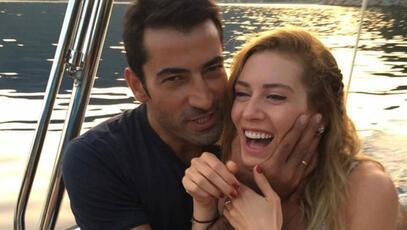 Kenan İmirzalıoğlu, Sinem Koballa evliliğini böyle anlattı