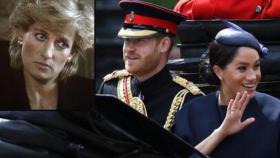 Diana yıllar önce yalvarmıştı, ama olmadı: Gidiyorlar