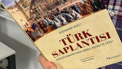Batı Avrupa kültüründe Türk Saplantısı