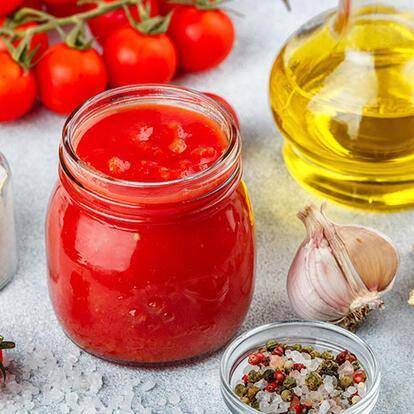 Konserve domatesin tam zamanı!