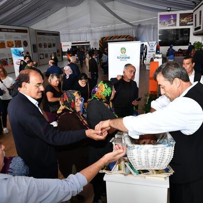 Malatya'nın tarihi, kültürü ve lezzetleri İstanbul'a taşındı