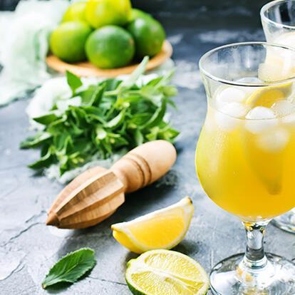 Her sıcakladığında, buz gibi limonata!