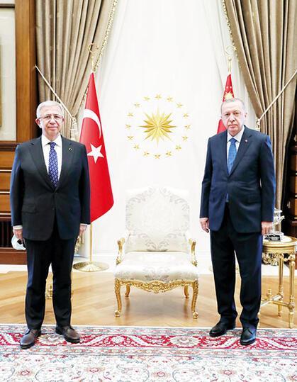 Erdoğan ile Mansur Yavaş ne konuştu