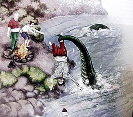 130 yıllık Van Gölü canavarı