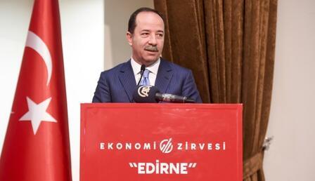 Edirne Bursa'nın oğlu Osmanlı'nın babasıdır