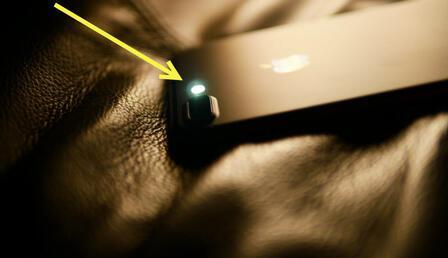Telefonunuzun flaş ışığına dikkat!