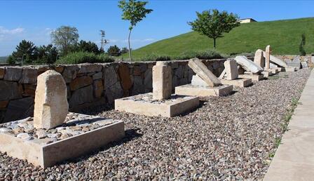 Kaman Kalehöyük Arkeoloji Müzesi sessizliğe büründü