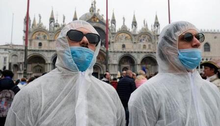İtalya'da Kovid-19'dan ölenlerin sayısı 33 bin 142'ye yükseldi