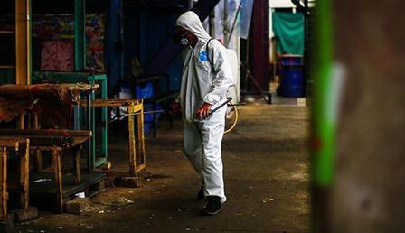 Meksika'da Kovid-19 nedeniyle 364 kişi daha yaşamını yitirdi