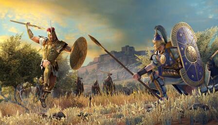 A Total War Saga: TROY ücretsiz oluyor