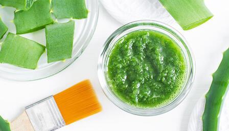 Cilt lekelerine doğal çözüm: Aloe vera maskesi