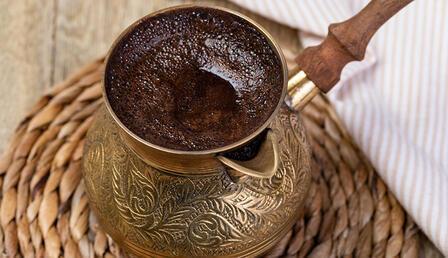 İyi Türk kahvesi yapmanın püf noktaları