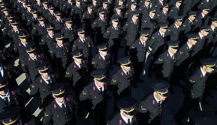 Jandarma Genel Komutanlığına 1300 erkek öğrenci alınacak.. İşte başvuru yapılacak adres
