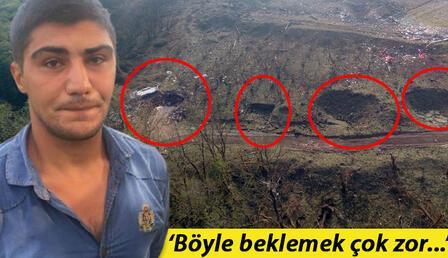 Son dakika haberi: Sakarya'da patlamanın olduğu alandaki hasar havadan görüntülendi